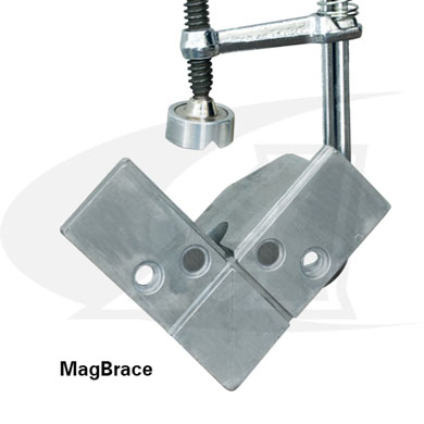 Click to see larger version of Mag Brace