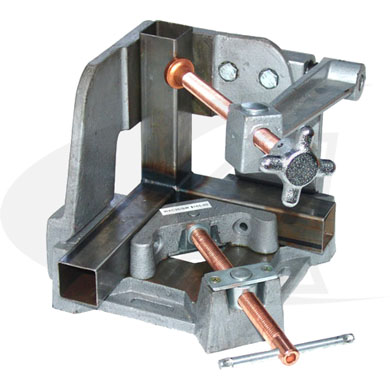 Click to see larger version of 3-Axis Welders Angle Clamp