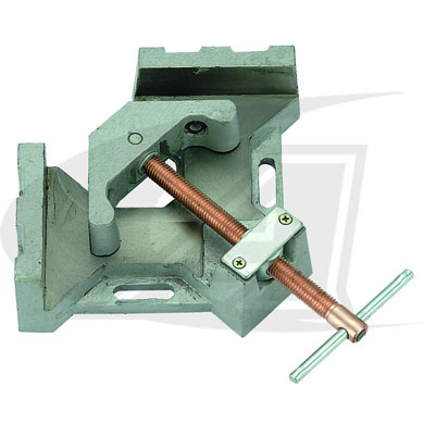 Click to see larger version of 2-Axis Welders Angle Clamp