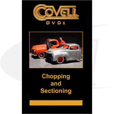 Click to see larger version of Chopping and Sectioning DVD with Ron Covell