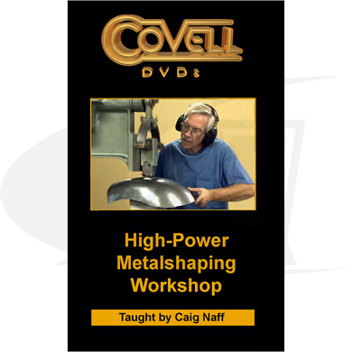 High-Power Metalshaping Workshop with Craig Naff