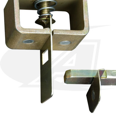 Click to see larger version of Panel Clamps - Twin Pack
