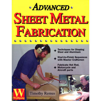 Click to see larger version of Advanced Sheet Metal Fabrication