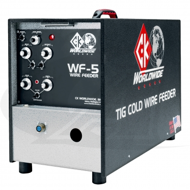 Click to see larger version of WF-5 - Premium Cold Wire Feed Machine