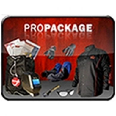 "Pro Package - With ""Auto-Darkening\"" Welding Helmet"