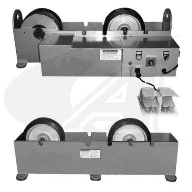 Click to see larger version of Medium Duty Turning Roll Kit