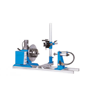 Click to see larger version of Lathe Type Welding Automation Kit