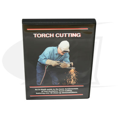Click to see larger version of Oxy-Acetylene Cutting DVD with Steve Bleile