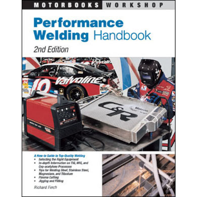 Click to see larger version of Performance Welding Handbook