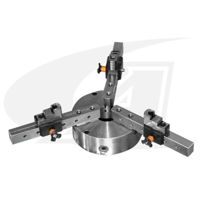 Click to see larger version of PG-500 Welding Chuck for PT-100/200/450M Welding Positioner