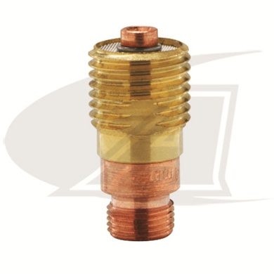 Stubby Gas Lens Collet Body For Series 3 (17/18/26) Style Torch