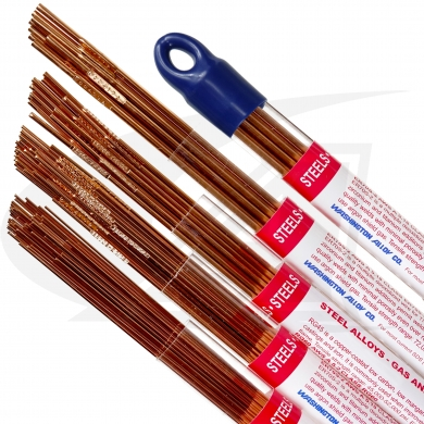 TIG Stainless Steel Welding Rod Pack: 1 or 2 Lb All Sizes - ER309L 36/""