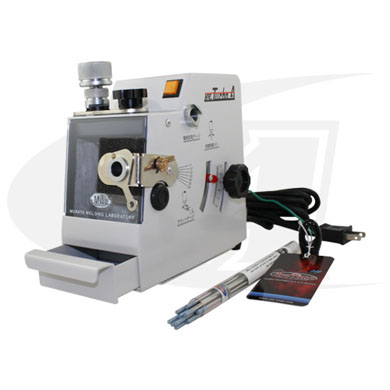 Click to see larger version of Turbo Ace Semi-Automatic Tungsten Electrode Grinder