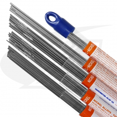 ERNiCrMo-3 - Nickel 625 TIG Welding Rod - 1lb. Pack