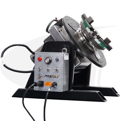 Click to see larger version of WP-250 Light Duty, Standard Speed Welding Positioner