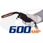 Click to see larger version of 600 Amp Tweco® Style MIG Gun