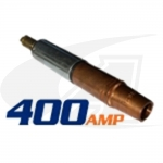Click to see larger version of 400 Amp AMT Machine Tweco® Style MIG Gun