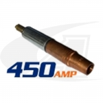 Click to see larger version of 450 Amp AMT Machine Tweco® Style MIG Gun