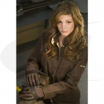 Click to see larger version of VelvetArc™ Women's Premium Flame Resistant, Welding Jacket
