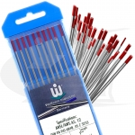 Wolfram® 2% Thoriated - Red Tip™