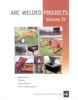 New book of fun hands on welding projects carmen electrode blog newest book arc welded projects volume iv features step by step directions for fun projects targeted at the home hobbyist and do it yourself welder solutioingenieria Images