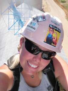 Mandy n Hard Hat
