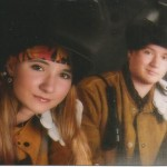 Lora and Billy / Brother and Sister
