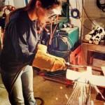 Lea Fales: Woman Welder