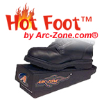 HotFoot Remote Amperage Control for TIG Welding
