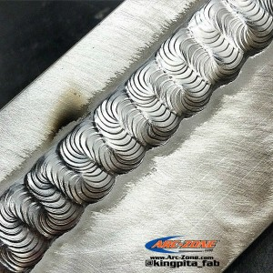 Amazing Weld for # WeaveWednesday on Instagram