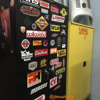 These weldshop stickers are hot!