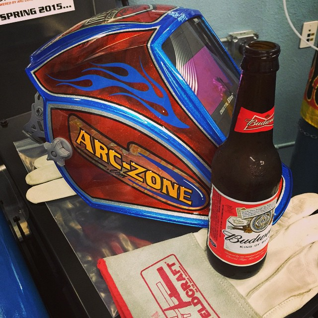 Welding Helmet, etc.