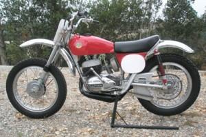 My Second Motorcycle: 1970 Bultaco 125 Sherpa - JoeWelder