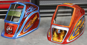 Arc-Zone Custom Welding Helmets/Hats