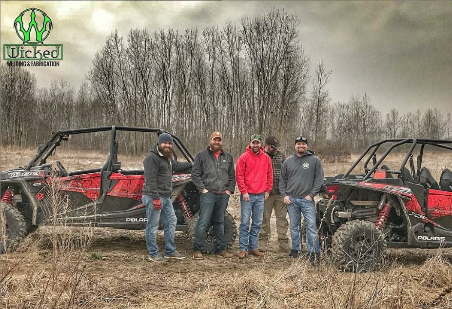 Dave Blackburn, Wes Mishler, & friends on an outdoor adventure