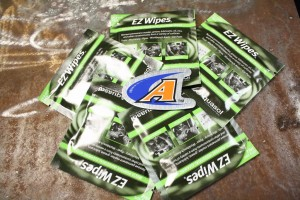 Aquasol EZ Wipes