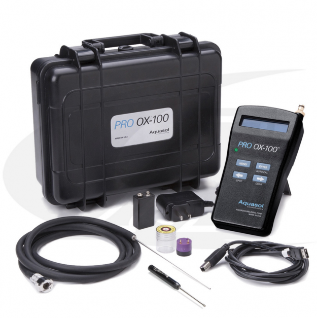 Oxygen Monitors For High Purity Welding