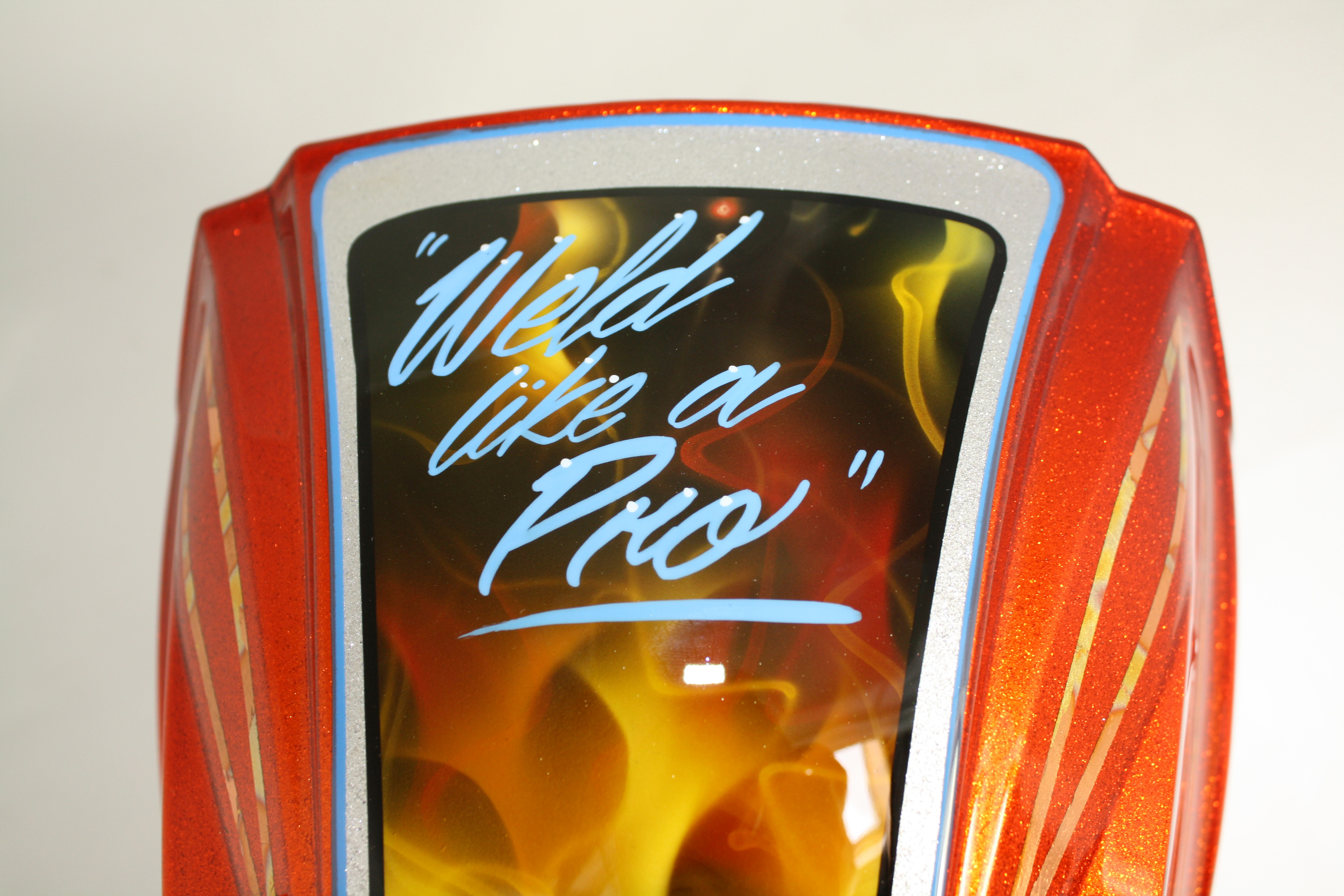 Hot Dog Kustoms Miller Welding Helmets for Arc-Zone - JoeWelder