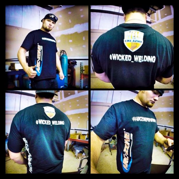 Wes Mishler @wicked_welding