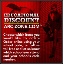 Arc-Zone.com School Discount