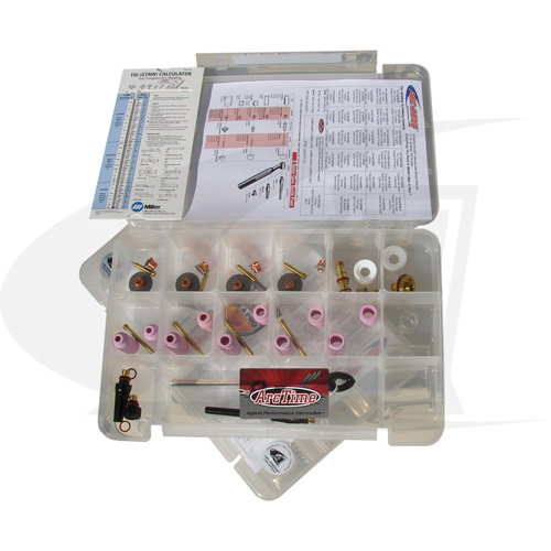 Deluxe Gas Saver Pro Kit for the 9, 20, or CS310 TIG Torch