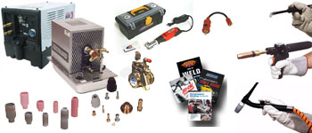 Arc-Zone carries Performance Proven MIG TIG and Plasma Arc Welding and Cutting Accessories
