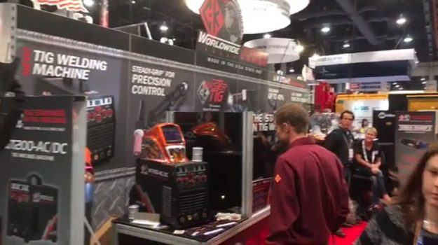 Fabtech 2016 Schedule and Live Videos