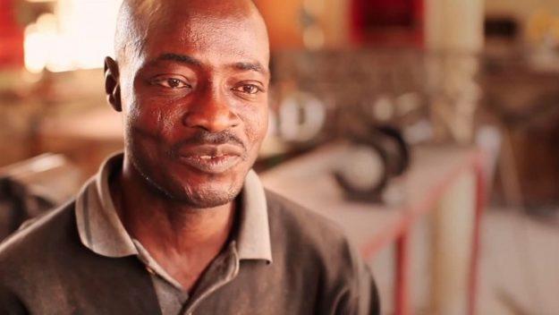 Nestor: An African Welder Transforming His Community