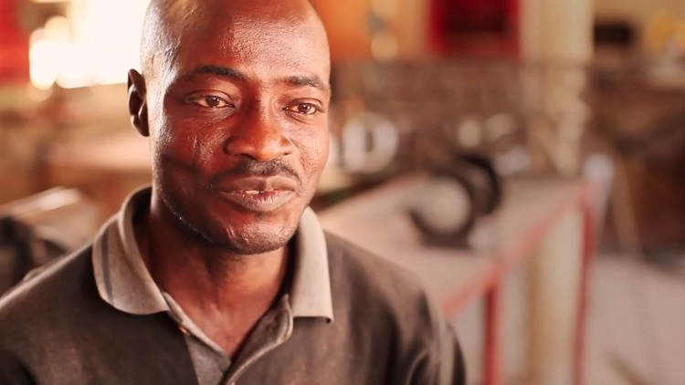 Nestor: An African Welder Transforming His Community
