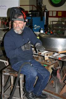 Find Ron Covell's DVDs on how to TIG Weld at Arc-Zone.com