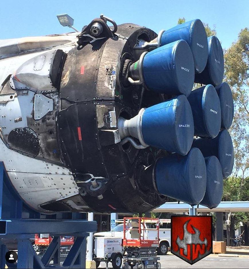 SpaceX JoeWelder