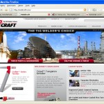 The NEW Weldcraft Website
