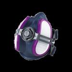 Half-mask resipirator